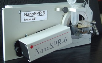 NanoSPR6 321 – Dual Channel Electrochemical Surface Plasmon Resonance Spectrometer
