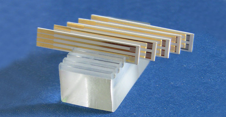 Interdigitated electrodes