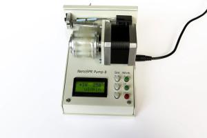 8 channel peristaltic pump