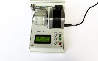 8 channel peristaltic pump