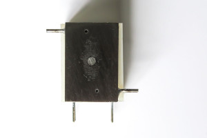 Thermo-heating flow cell (1 chamber)