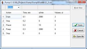 pump control script