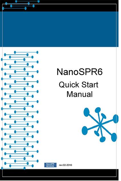NanoSPR6 Quick Start Manual
