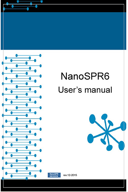 user's manual for nanospr6
