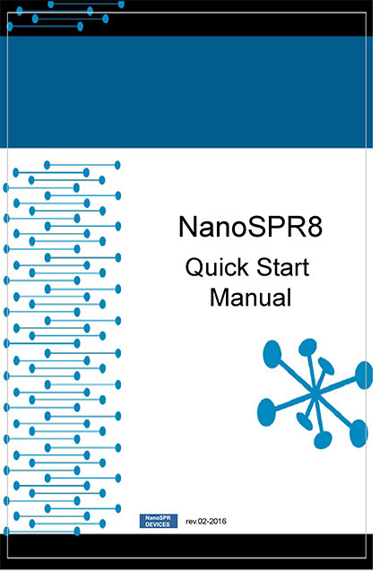 NanoSPR8 Quick Start Manual