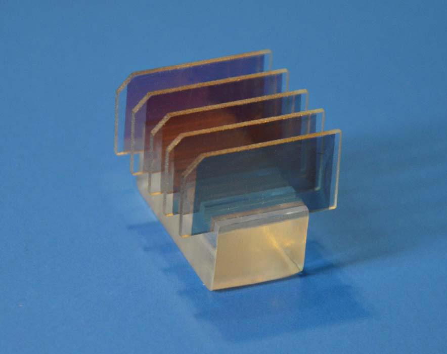 Localized Surface Plasmon Resonance Au Gold LSPR nanochips